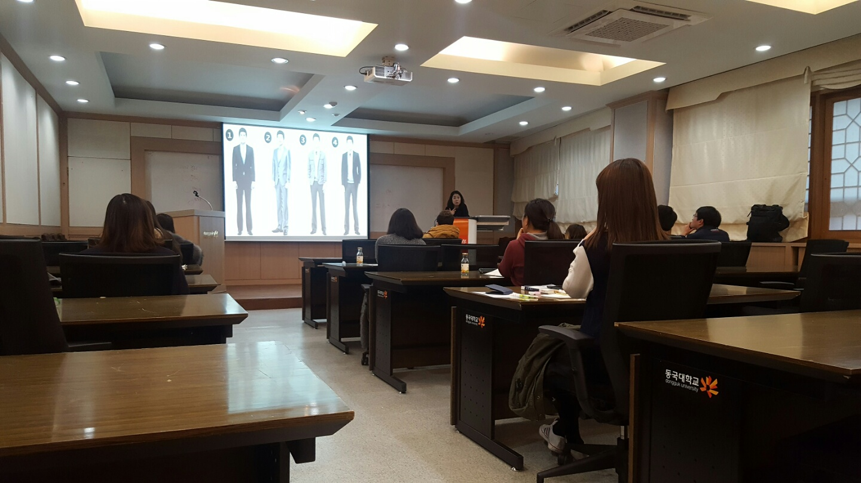 2016-2학기 외국인유학생 취업스킬 특강 사진5